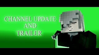 Channel Update Important And Trailer