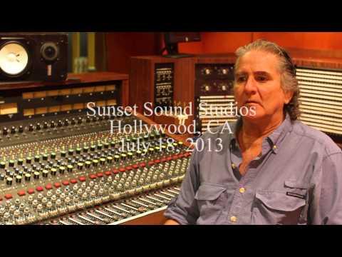 John Lennon, Richard Perry, & the Recording Process