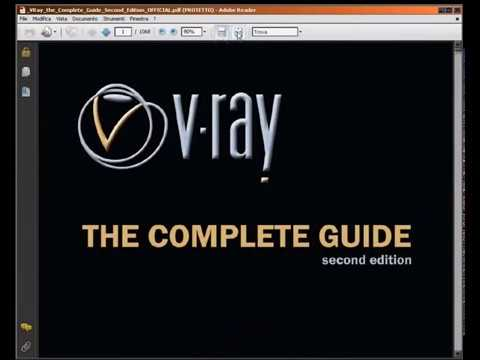 FRANCESCO LEGRENZI - VRay THE COMPLETE GUIDE 2ND EDITION PDF FREE