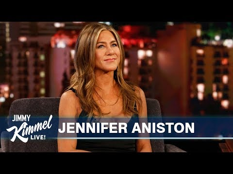 Jennifer Aniston Doesn't