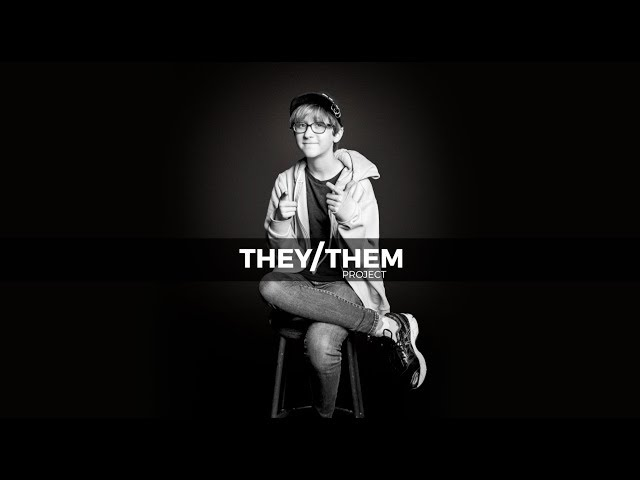 Aaron - They / Them Project - by Brent Dundore Photography