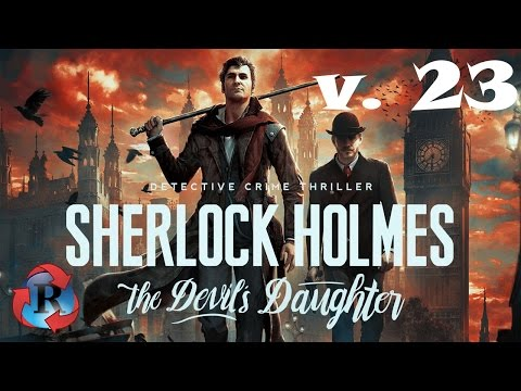 Sherlock Holmes Córa Diabła (vol. 23) - Koniec