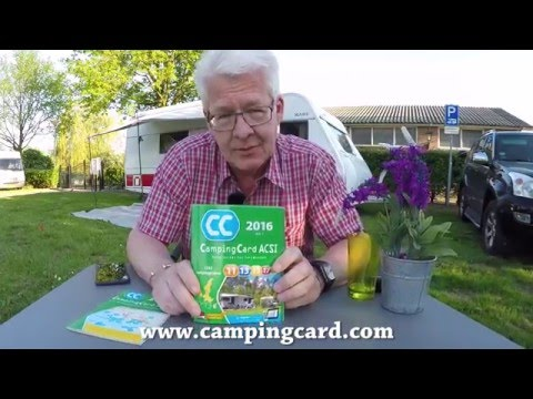 CampingCard ACSI (English version)