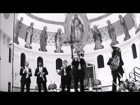 Canadian Brass performs Gershwin's Ain't necessarily so - arr. Luther Henderson