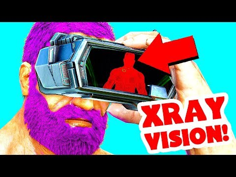 I CAN SEE EVERYONE'S LOCATION WITH THIS! THERMAL VISION DRONE! EP2 (Ark Survival Evolved Extinction)