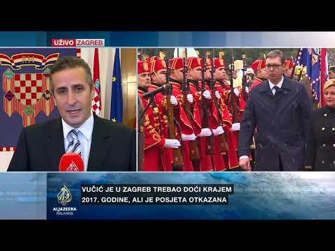 Šarić o posjeti Aleksandra Vučića Hrvatskoj