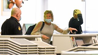 video: Australia deports Katie Hopkins after she boasted about breaching hotel quarantine