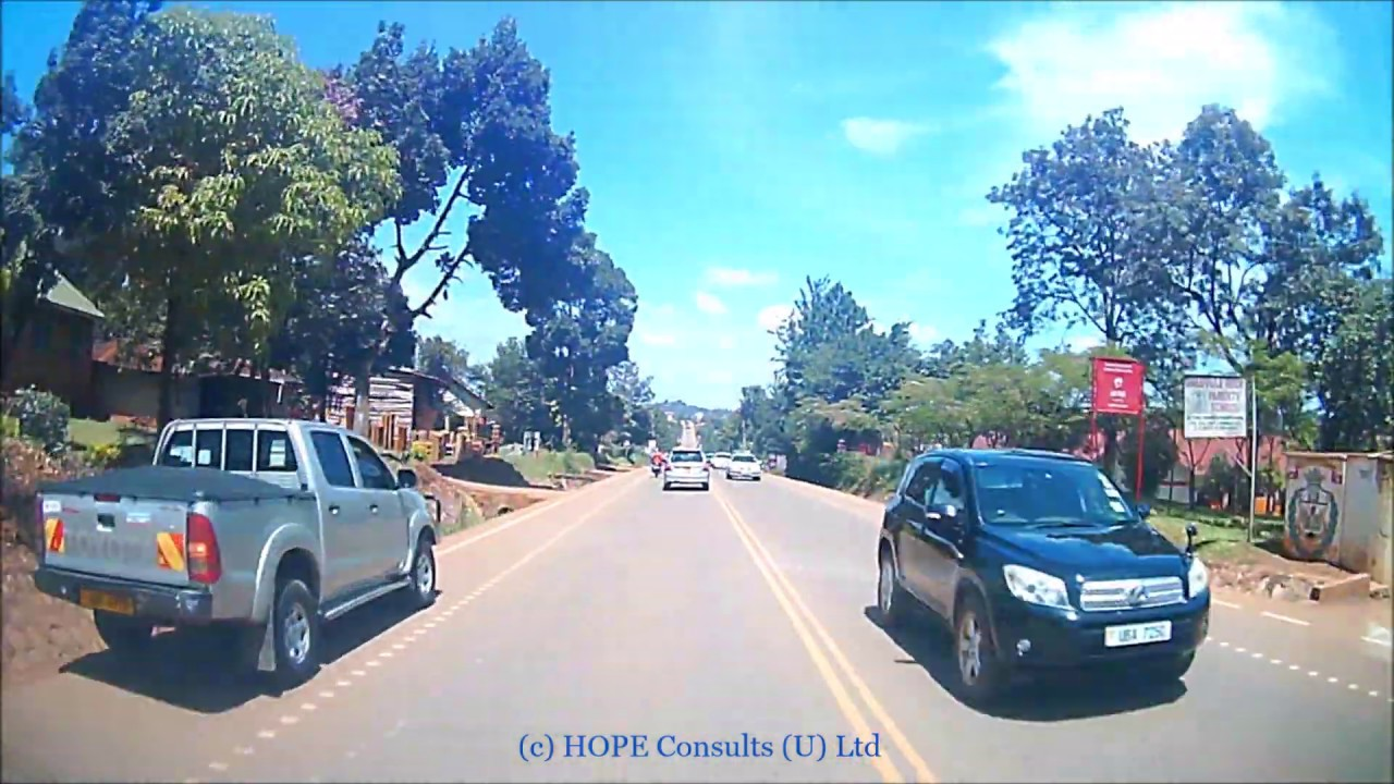 Download Nansana to Wakiso Drive