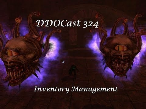 DDOCast 324 - Inventory Management
