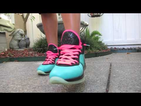 Lebron South Beach 8s On Feet: What's Your Favorite Lebron Colorway?