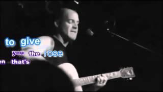 Michale Graves- Dig Up Her Bones (Live & Lyrics)
