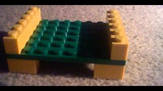 How To Build Lego Bedroom Furniture