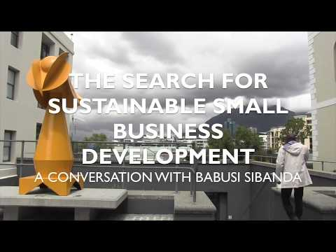GSB PhD Research: Small Business Development in South Africa