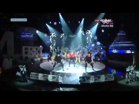 Seo In Young - Into the Rhythm (Dec, 24, 10)