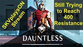 SKVplaysON - Dauntless - Free To Play (pc game) - Got New Skin,  [ENGLISH] PC Gameplay
