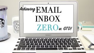 How to Manage Your Email Inbox with GTD Effectively | Plan Like an Entrepreneur