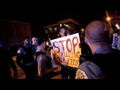 How the Gutting of the 4th Amendment Enables Police Killings