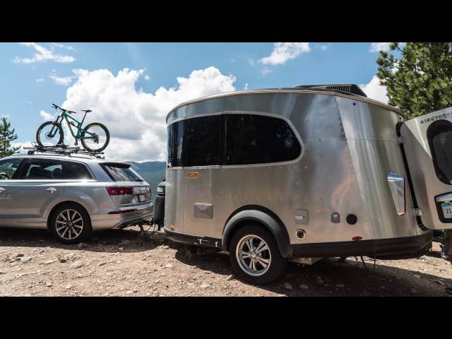 Introducing the Airstream Basecamp® Travel Trailer