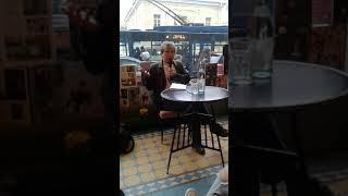 Антон Долин о Каннском кинофестивале. (Санкт-Петербург, 'Подписные издания', 05.05.2018г.)