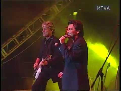 Modern Talking Live Kapcsolat Budapest 28 06 1998 Youtube
