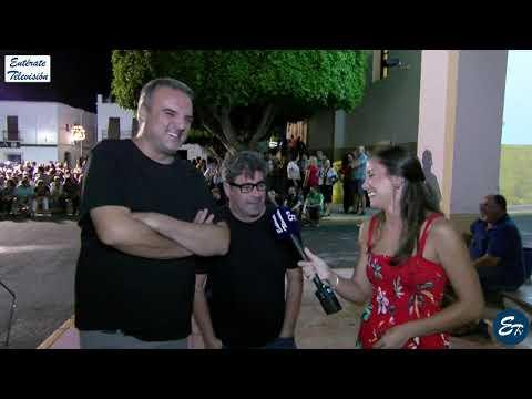 Risas por todos lados, hasta en las entrevistas, Paco Calavera y Pepe Céspedes