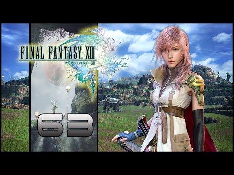 Guia Final Fantasy XIII (PS3) Parte 63 - Realizando Misiones [6]