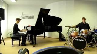 Soup To Nuts Boogie - David Carr Glower - playing by Martin Sobotka & František Kadera