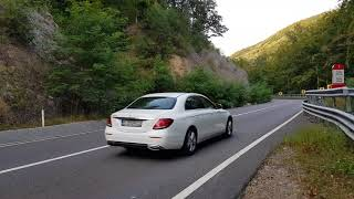Rental Cars Oradea  - E Class - review of rent a car services