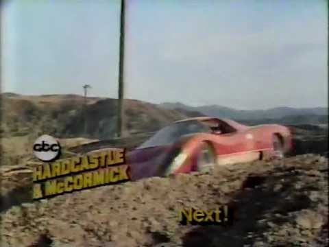 ABC Hardcastle and McCormick  1983