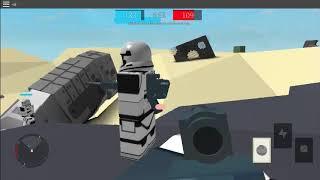 Star Wars Kampffront auf ROBLOX