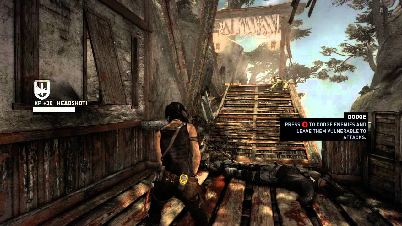 Extended Tomb Raider 2013 Gameplay Video Part 4 Youtube