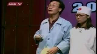 Gala Cười 2003: Bệnh nói nhiều  . Đức Khuê