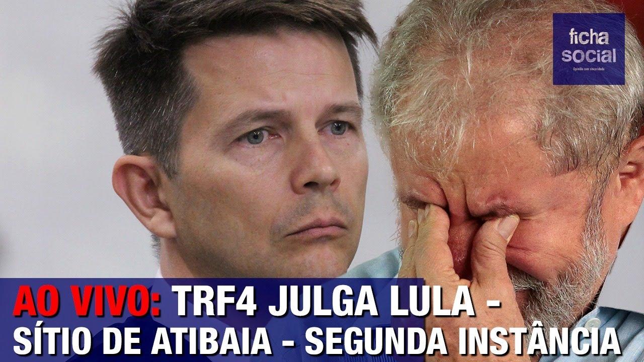 Resultado de imagem para TRF4 - Julga Lula - Sítio de Atibaia - Segunda Instância