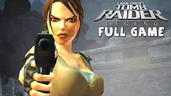 Tomb Raider: Legend - FULL GAME - No Commentary
