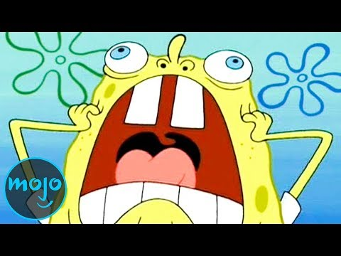 Top 10 SpongeBob SquarePants Fan Theories