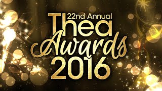 2016 Thea Awards — Part 12: Gantom Torch Technology