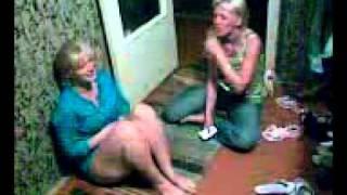 пьяные девушки WMV