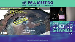 2018 Fall Meeting Press Conference: New science from the 2018 Kilauea eruption