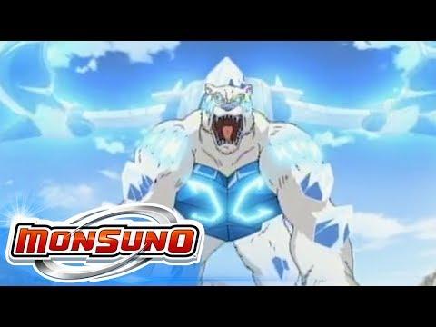 Monsuno | Battling with Strike Gear