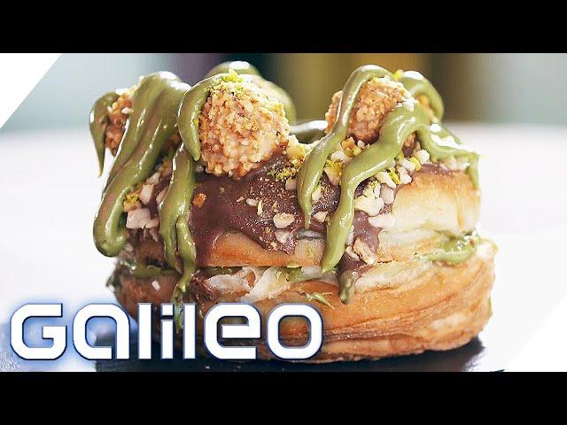 Royal Donuts: Zuckerbomben für die Geschmacksnerven | Galileo | ProSieben