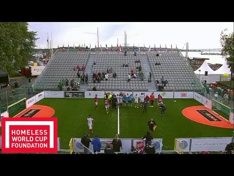 Oslo 2017 Homeless World Cup Live Stream Day 3