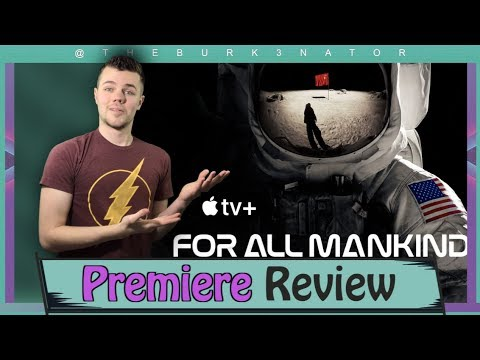 For All Mankind Apple TV+ Premiere Review