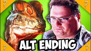 How NEDRY could have SURVIVED the DILOPHOSAURUS attack