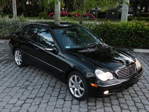 2003 mercedes benz c230 sedan for sale in fort myers fl for Mercedes benz ft myers fl