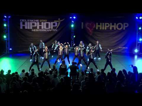GeneratioNow Deutsche HipHop Meisterschaft 2016 DTHO Master