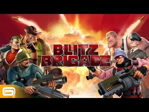 Blitz Brigade | Mobile Game |