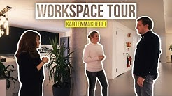 Complete Workspace-Tour with Kartenmacherei