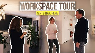Complete Workspace-Tour with Kartenmacherei