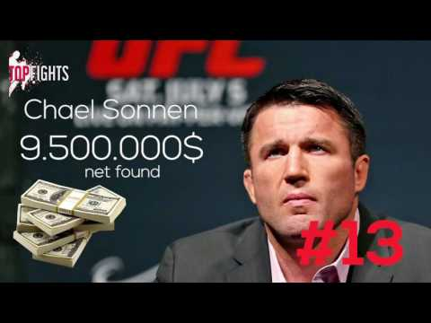 TOP 15 Richest UFC Fighters of All Time