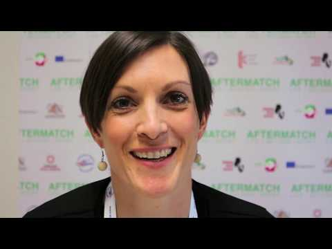 AFTERMATCH Project - Petra Robnik interview